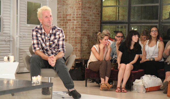Maxwell Gillingham-Ryan hosts Apartment Therapy Design Evenings ? Photography via Apt Therapy