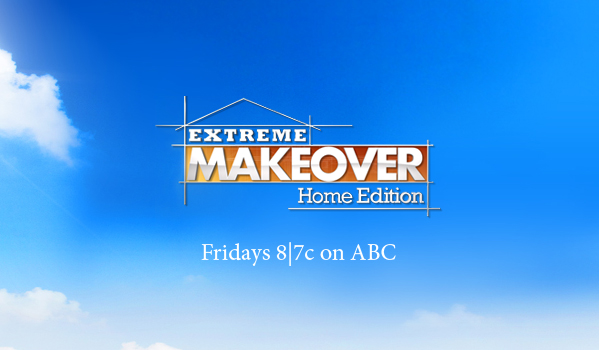Designing for extreme makeover home edition relev design for Extreme makeover home edition design game