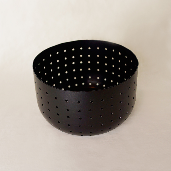 perforated bowl