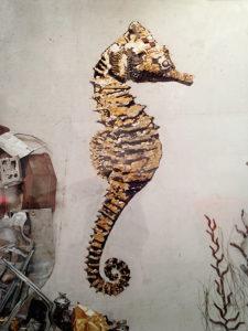 Seahorse, Scrap Metal